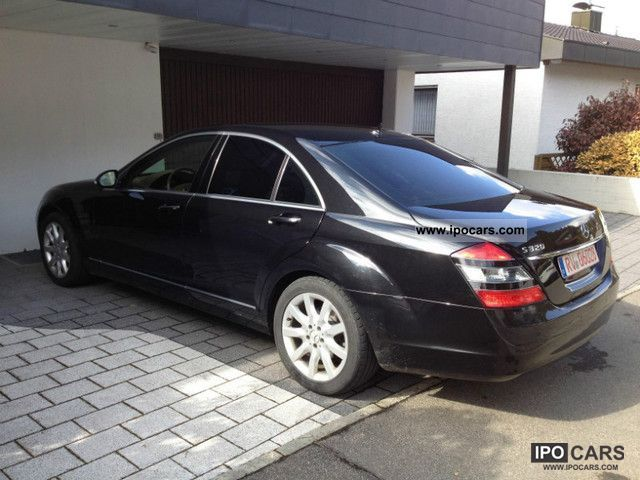 2007 mercedes benz s 320 cdi dpf 7g tronic car photo and specs. Black Bedroom Furniture Sets. Home Design Ideas