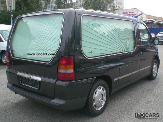 2002 mercedes benz vito 112 cdi hearse hearse climate car photo and specs. Black Bedroom Furniture Sets. Home Design Ideas