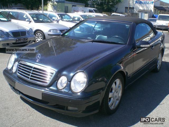 2000 mercedes benz clk 320 avantgarde navi whole new model