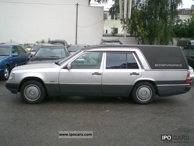 1991 mercedes benz 230 e hearse rappold hearse 1 hd for Mercedes benz hearse