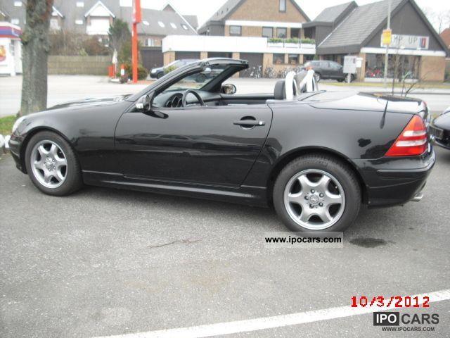 2001 mercedes benz slk 200 kompressor perfect condition car photo and specs. Black Bedroom Furniture Sets. Home Design Ideas