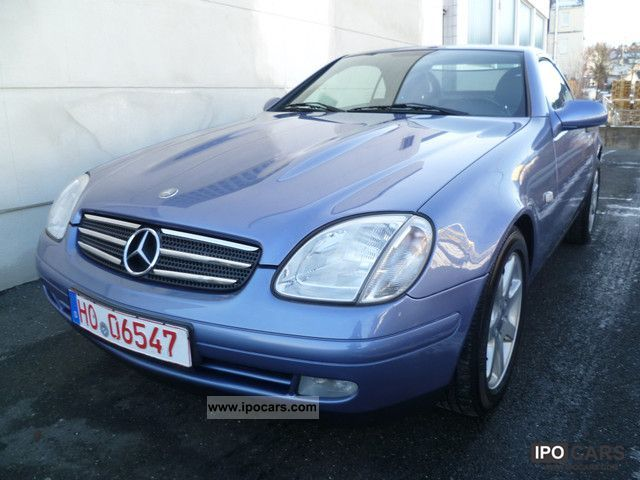 1999 mercedes benz slk 200 t v au customer service car photo and specs. Black Bedroom Furniture Sets. Home Design Ideas
