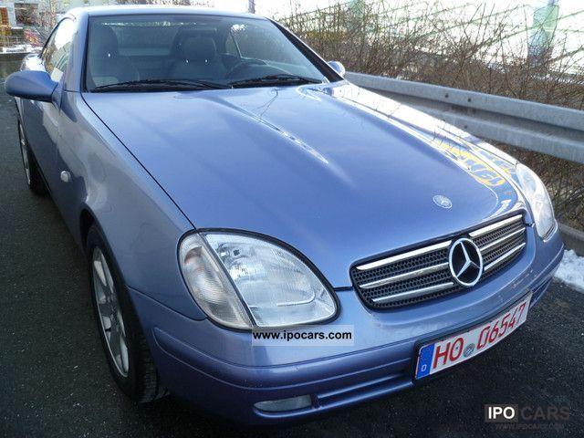 1999 mercedes benz slk 200 t v au customer service car for Mercedes benz customer support