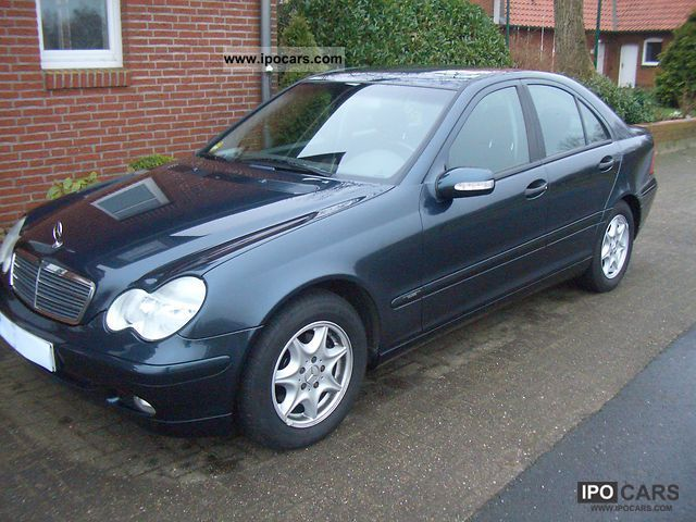 2003 mercedes benz c 220 cdi car photo and specs. Black Bedroom Furniture Sets. Home Design Ideas