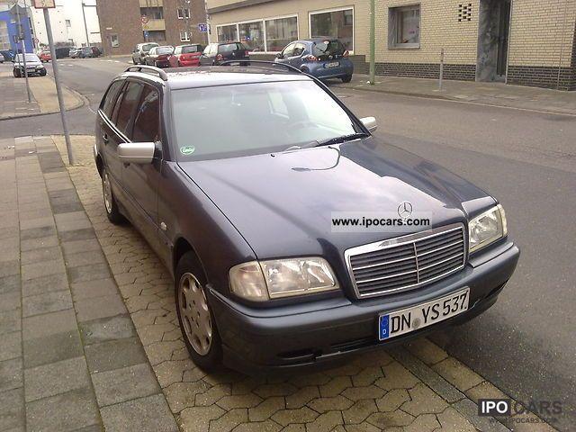1999 Mercedes-Benz  C 180 D Elegance Estate Car Used vehicle photo