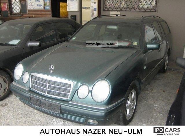 1999 Mercedes-Benz  T E 240 Elegance Estate Car Used vehicle photo