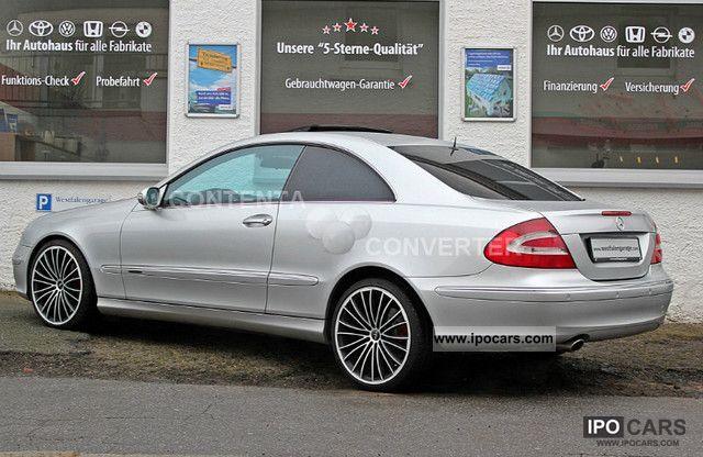 2004 mercedes benz clk 240 avantgarde 19 car photo for Mercedes benz clk 240