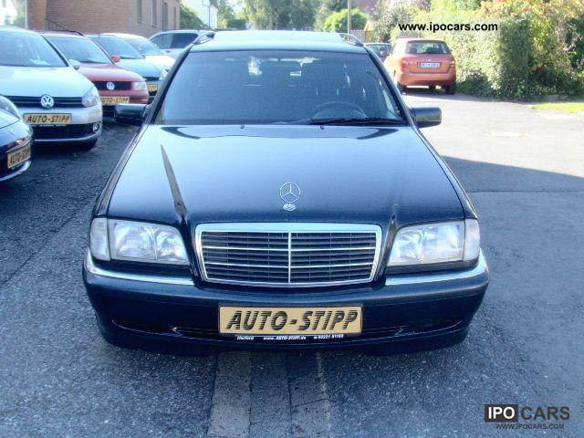 1997 mercedes benz c 240 d elegance car photo and specs for Mercedes benz c 240