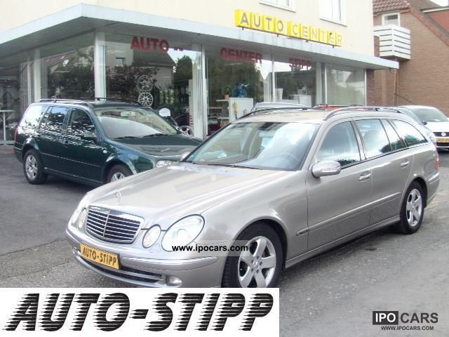 2004 mercedes benz e 280 cdi avantgarde dpf car photo and specs. Black Bedroom Furniture Sets. Home Design Ideas