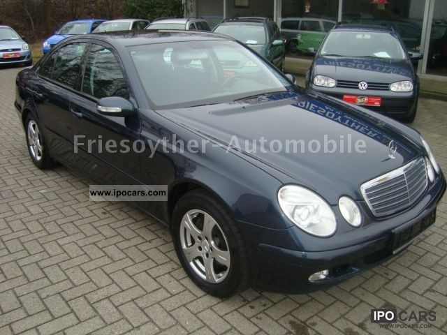 2002 mercedes benz e 240 classic 2hand lpg gas plant car photo and specs. Black Bedroom Furniture Sets. Home Design Ideas