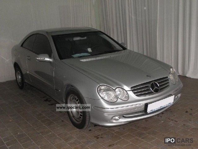 2003 mercedes benz clk 270 cdi elegance car photo and specs. Black Bedroom Furniture Sets. Home Design Ideas