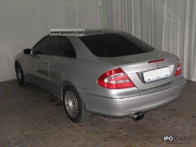2003 mercedes benz clk 270 cdi elegance car photo and specs. Black Bedroom Furniture Sets. Home Design Ideas