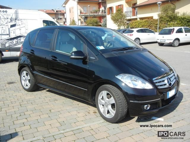 2008 mercedes benz a 150 car photo and specs. Black Bedroom Furniture Sets. Home Design Ideas