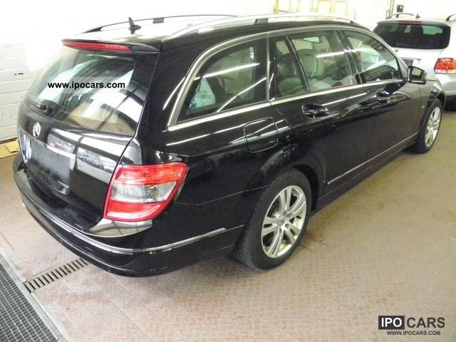 2009 mercedes benz c 220 cdi comand beige leather aut avantgarde car photo and specs. Black Bedroom Furniture Sets. Home Design Ideas