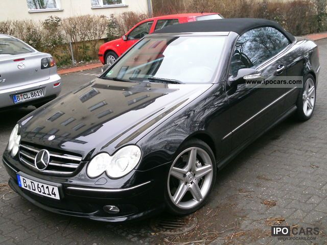 2004 mercedes benz clk 55 amg cabriolet car photo and specs for 2004 mercedes benz clk500 coupe