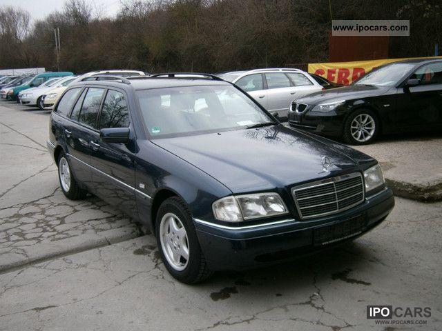 1997 Mercedes-Benz  C 180 D Elegance ** AIR ** 2 ** EURO Estate Car Used vehicle photo