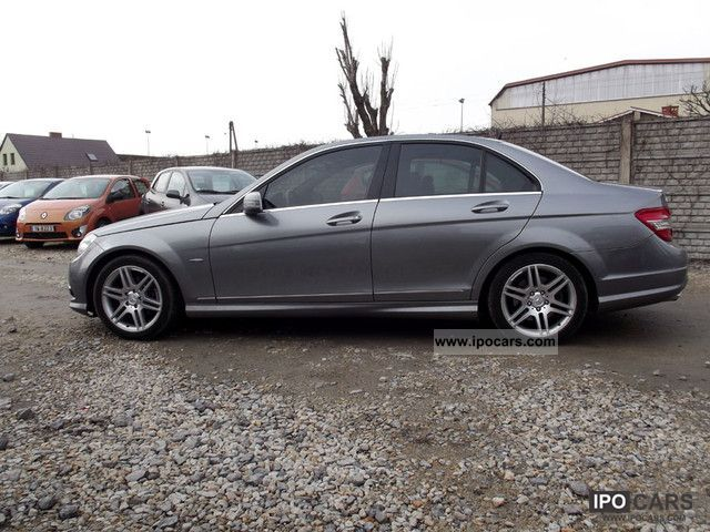 2009 mercedes benz c 220 amg pakiet car photo and specs. Black Bedroom Furniture Sets. Home Design Ideas