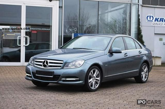 2011 mercedes benz c 180 cdi blueefficiency avantgarde avantgarde car photo and specs. Black Bedroom Furniture Sets. Home Design Ideas