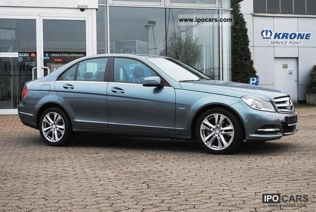 2011 mercedes benz c 180 cdi blueefficiency avantgarde for Mercedes benz employee discount