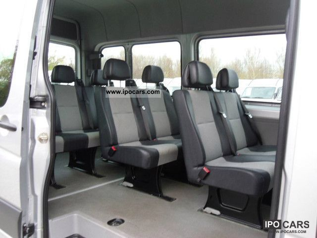 mercedes benz sprinter 9 sitzer gebrauchte traktoren mit allrad. Black Bedroom Furniture Sets. Home Design Ideas