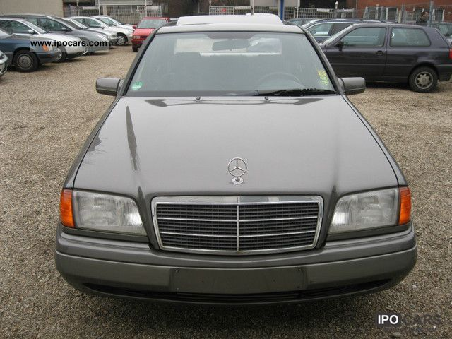 1994 Mercedes-Benz  180 * C * SUNROOF * CLIMATE EURO2 * EFH * Limousine Used vehicle photo
