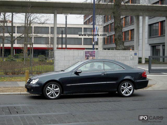 2006 mercedes benz clk 320 cdi avantgarde dpf car photo for 2006 mercedes benz clk500