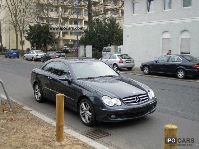 2006 mercedes benz clk 320 cdi avantgarde dpf car photo and specs Mercedes-Benz CLS- Class CLS500 2019 Mercedes-Benz CLS -Class