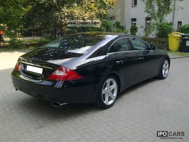 2005 mercedes benz cls 350 airmatic aut klim led comand bixenon pdc car photo and specs. Black Bedroom Furniture Sets. Home Design Ideas