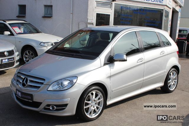 2008 mercedes benz b 180 cdi sport package 1 hand. Black Bedroom Furniture Sets. Home Design Ideas