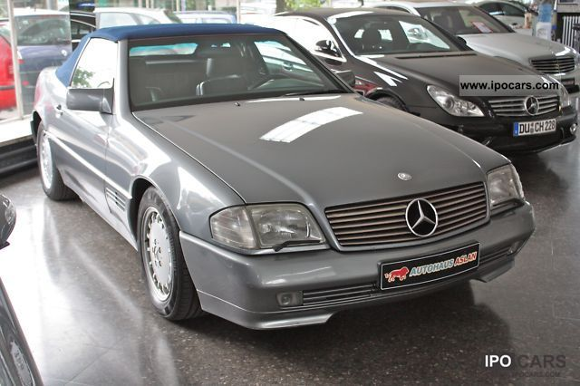 1993 mercedes benz 300sl 24v convertible automatic for 1993 mercedes benz 300sl