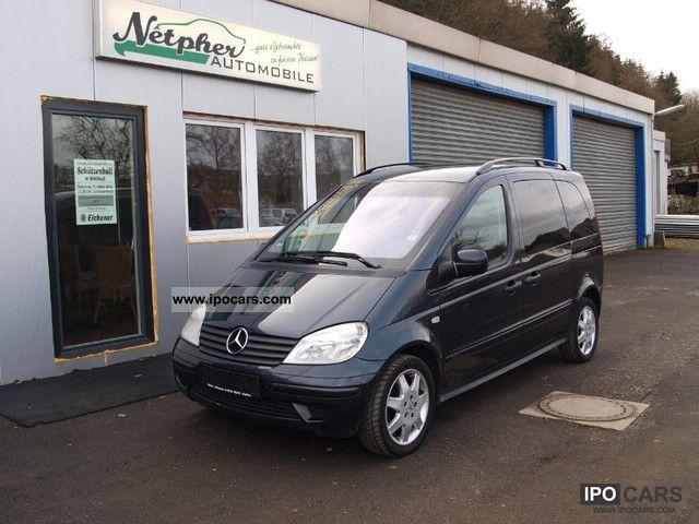 2005 Mercedes-Benz  Vaneo 9.1 Van / Minibus Used vehicle photo