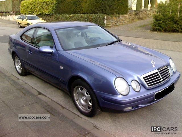 1999 mercedes benz clk 230 kompressor car photo and specs for Mercedes benz clk 1999