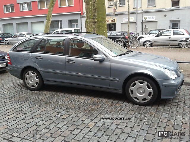 2006 mercedes benz c 220 t cdi avantgarde dpf car photo and specs. Black Bedroom Furniture Sets. Home Design Ideas