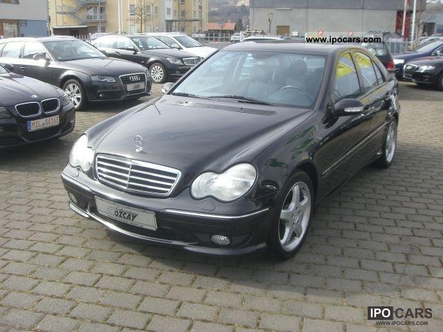 2001 Mercedes Benz C 200 K Avantgarde Xenon Amg Package Car