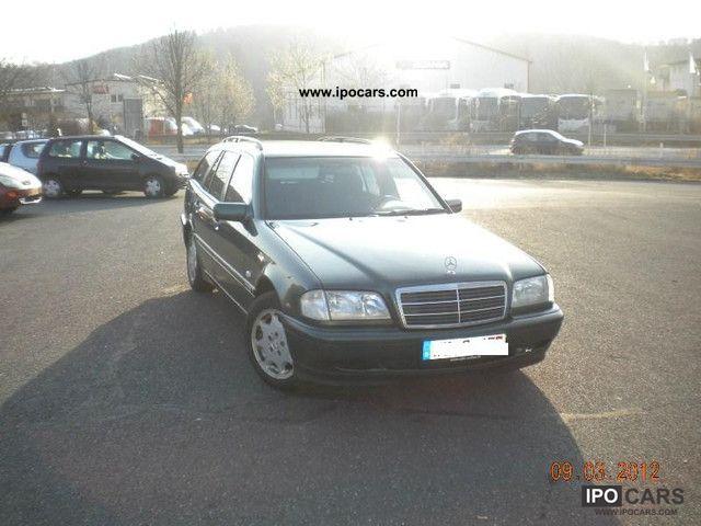 1999 Mercedes-Benz  C250T TDEsprit150ps! Klimaaut! AHK! TÜV12/12! SB! Estate Car Used vehicle photo