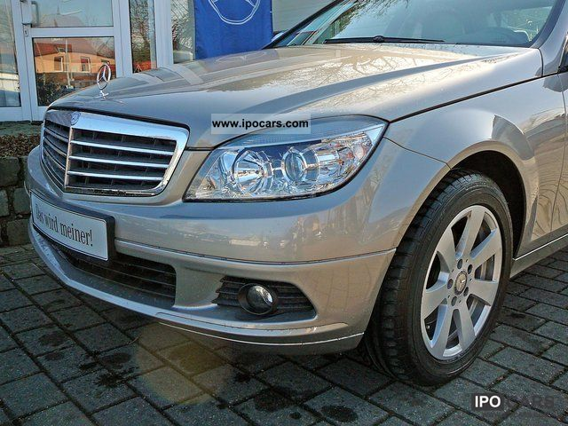 2007 Mercedes-Benz  C 200 Kompressor Automatic Limousine Used vehicle photo