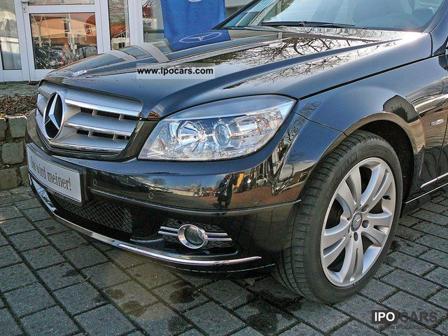 2009 Mercedes-Benz  C 180 Kompressor Avantgarde \ Limousine Used vehicle photo
