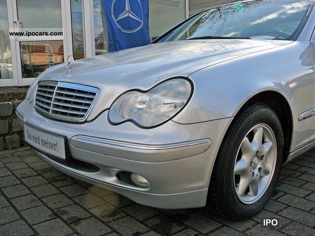 2002 Mercedes-Benz  C 180 Elegance \ Limousine Used vehicle photo