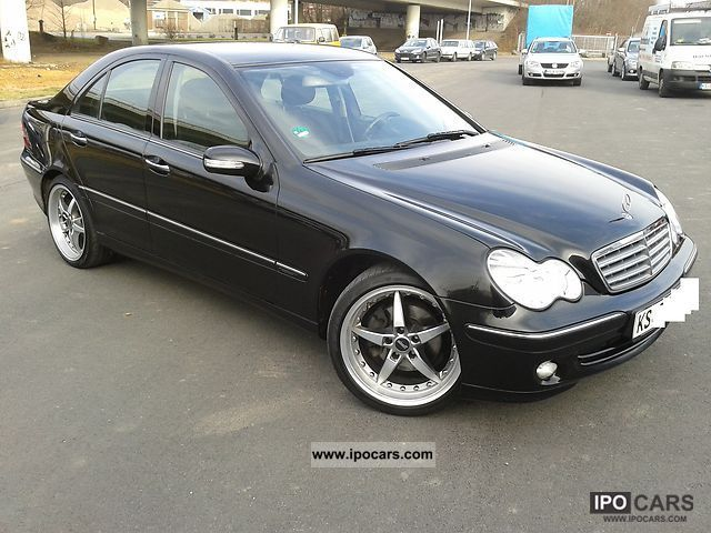 2006 mercedes benz c 200 cdi elegance dpf car photo and specs. Black Bedroom Furniture Sets. Home Design Ideas