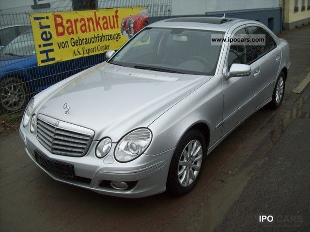 2007 mercedes benz e 230 elegance leather command egsd for 2007 mercedes benz e350