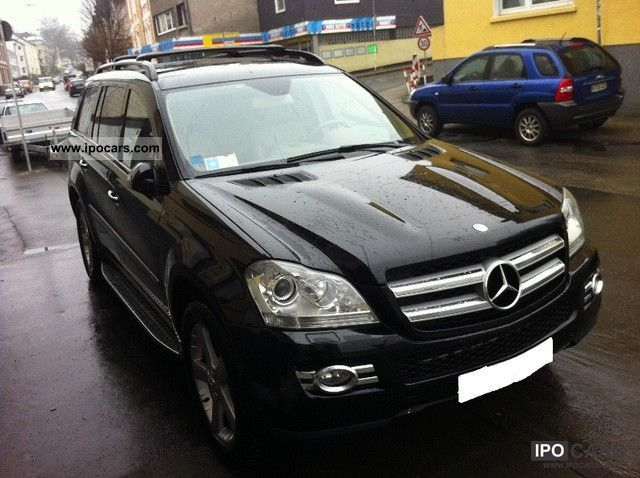2007 mercedes benz gl 320cdi 4matic 7g tronic navi for 2007 mercedes benz gl320 cdi 4matic