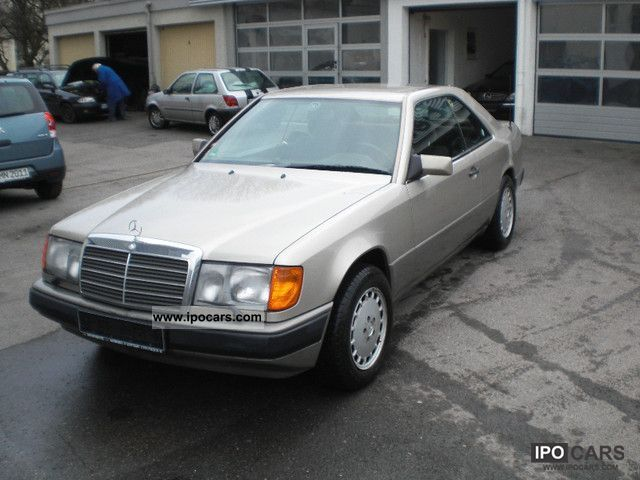 1988 mercedes benz ce 300 car photo and specs for 1988 mercedes benz