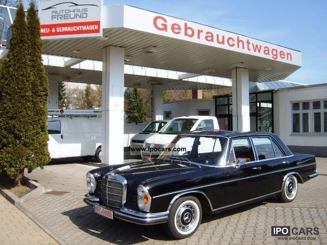 Mercedes-Benz  S-CLASS * 280 * SE * LONG * LEATHER * AUTOMATIC * TOP * 1969 Vintage, Classic and Old Cars photo