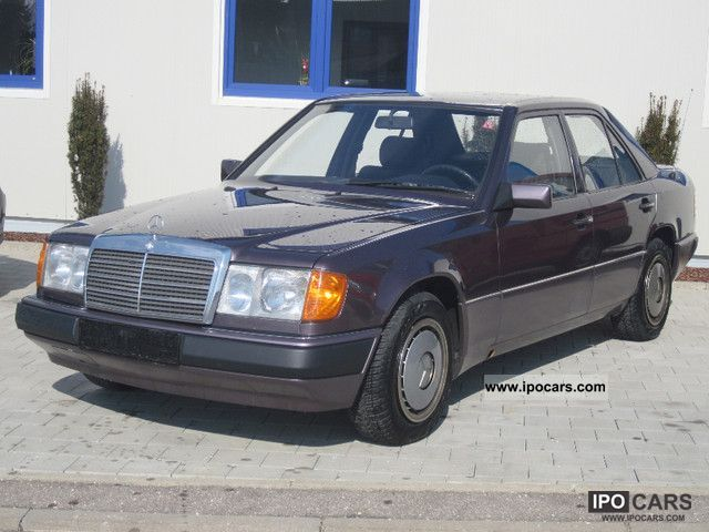 Mercedes 250 d w 124 for Mercedes benz w124 230e workshop manual