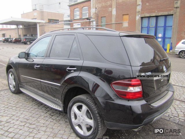 2006 mercedes benz ml 320 cdi sport package 7g tronic checkbook car photo and specs. Black Bedroom Furniture Sets. Home Design Ideas