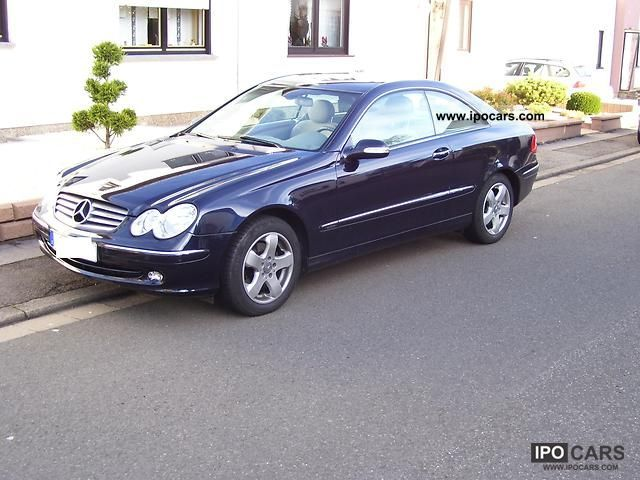 2003 mercedes benz clk 200 kompressor elegance car photo. Black Bedroom Furniture Sets. Home Design Ideas