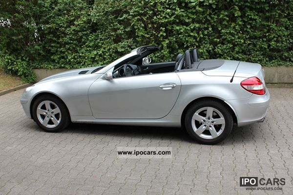 2007 mercedes benz slk 280 7g tronic car photo and specs. Black Bedroom Furniture Sets. Home Design Ideas
