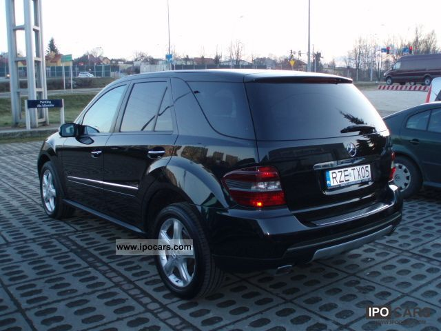 2005 mercedes benz ml 320 car photo and specs