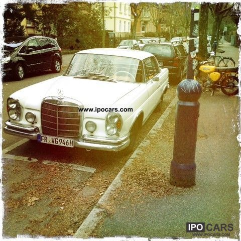Mercedes-Benz  W111 1964 Vintage, Classic and Old Cars photo
