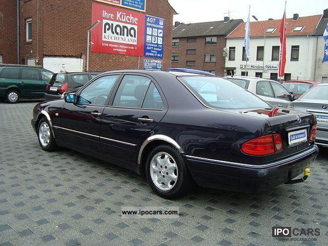 1997 Mercedes-Benz E 290 TD Avantgarde * XENON * EL